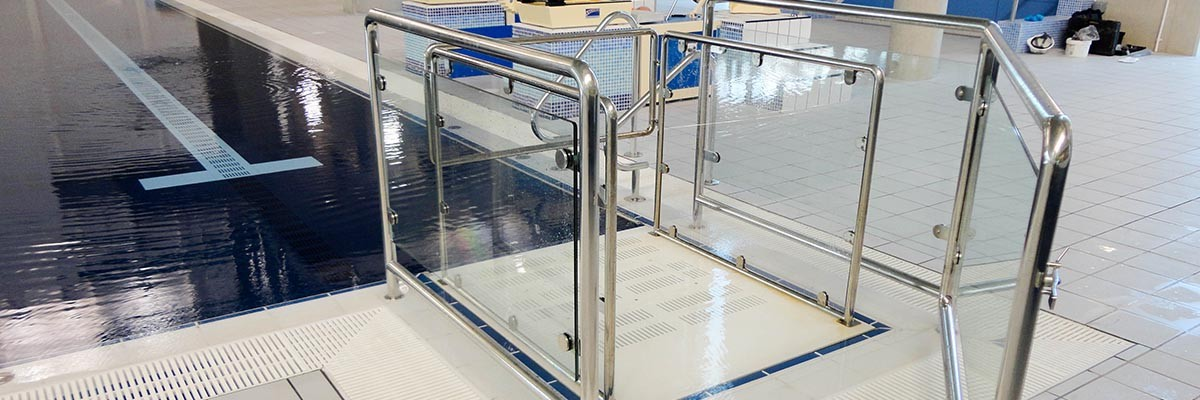 MOVABLE DISABLED ACCESS PLATFORM