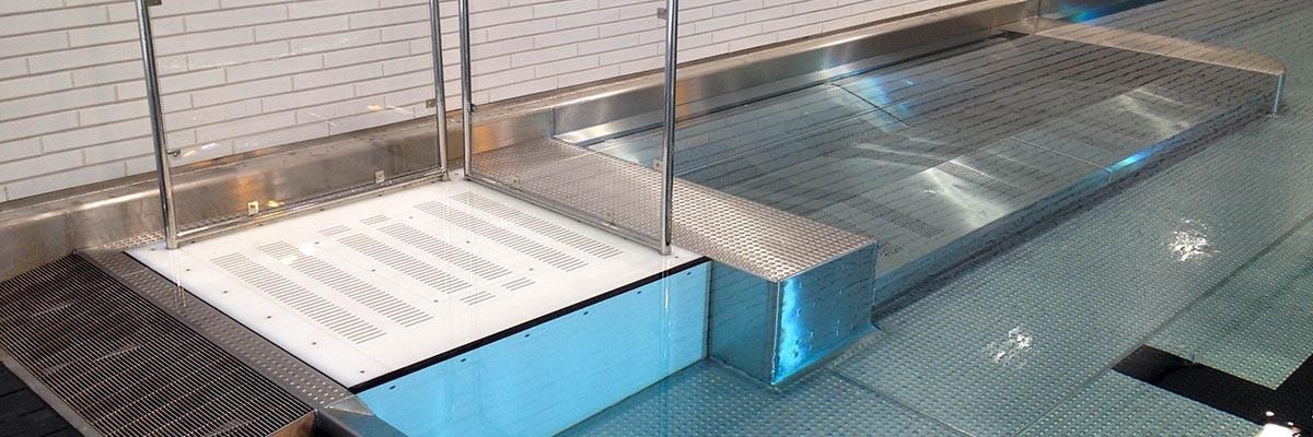 Variomedic mindervalide lift