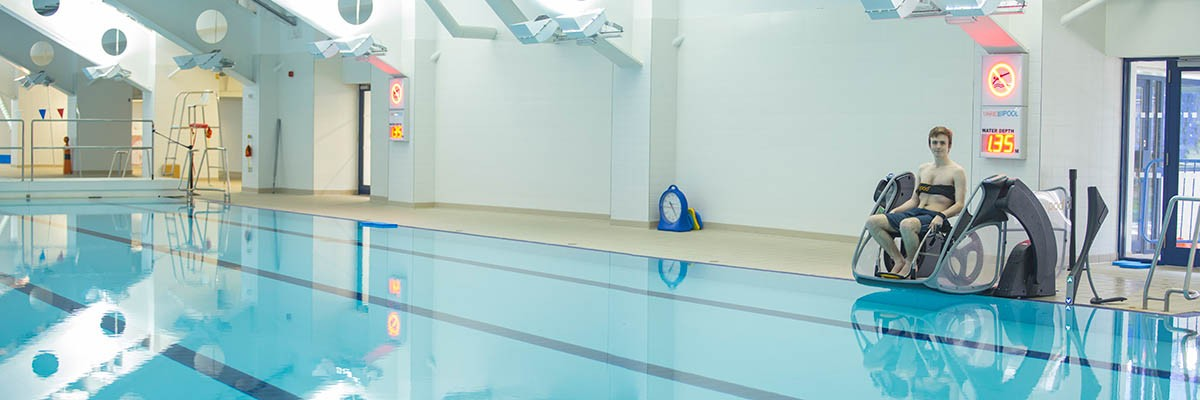 Variomedic poolpod